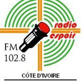 Радио Espoir 102.8 FM Кот-д'Ивуар, Абиджан