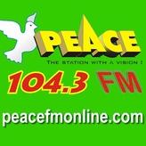 Радио Peace FM 104.3 FM Гана, Аккра
