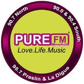 Радио Pure FM 90.7 FM Сейшельские Острова, Виктория