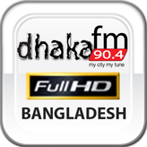 rádio Dhaka FM 90.4 FM Bangladesh, Dhaka