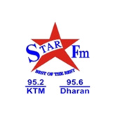 rádio STAR FM 95.2 FM Nepal, Katmandu