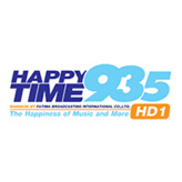 radyo Happy Time FM / 935HD1 93.5 FM Tayland, Bangkok