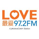 radio Love FM 97.2 FM Singapore