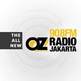 rádio Oz Radio 90.8 FM Indonésia, Jacarta