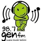 rádio Gen FM 98.7 FM Indonésia, Jacarta
