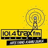 radio Trax FM 101.4 FM Indonesia, Yakarta