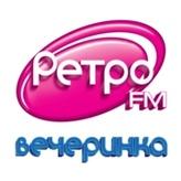 rádio Вечеринка Ретро FM Rússia, Moscou