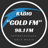 Radio Gold FM 98.1 FM Russian Federation, Pervouralsk