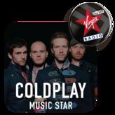 Radio Virgin Radio Music Star Coldplay Italy, Milan