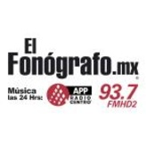 Radio El Fonografo 93.7 FM HD2 1150 AM Mexico, Mexico City