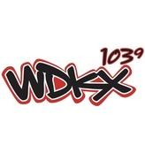 rádio WDKX 103.9 FM Estados Unidos, Rochester