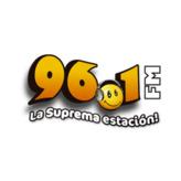 rádio La Suprema Estación (Cuenca) 96.1 FM Equador