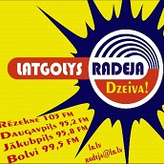 radio Latgolys Radeja 95.2 FM Letland, Daugavpils