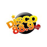 radio Disco 89 88.9 FM República Dominicana, Santiago