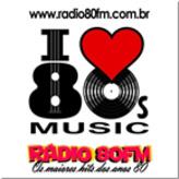 Радио 80 FM Бразилия