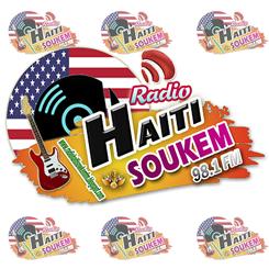 rádio Radio haiti soukem  98.1 FM Haiti, Port-au-Prince