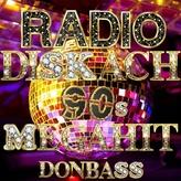 Radio Дискач 90s Днр Megahit Ukraine, Donetsk
