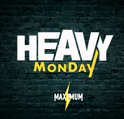 Radio Maximum HEAVY MONDAY Russland, Moskau