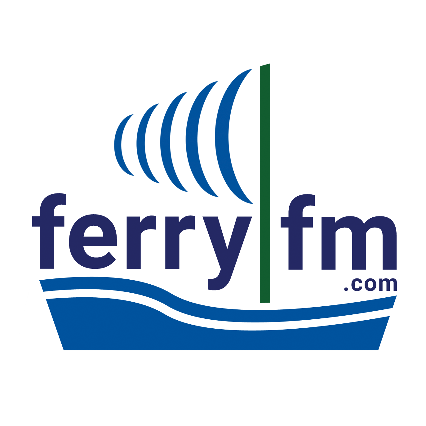 rádio Ferry FM 107.2 FM Reino Unido, Irlanda do Norte