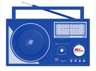 radio Breniges FM 95.6 FM Francia, Bordeaux