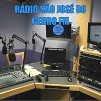 radio SÃO JOSÉ DO CEDRO FM Brasil, Belém