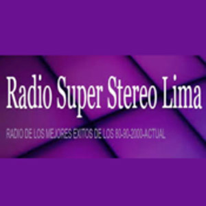 rádio Super Stereo Lima Peru, Lima