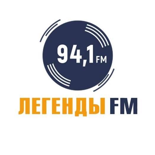 rádio Легенды FM 98.7 FM Bielo-Rússia, Lida