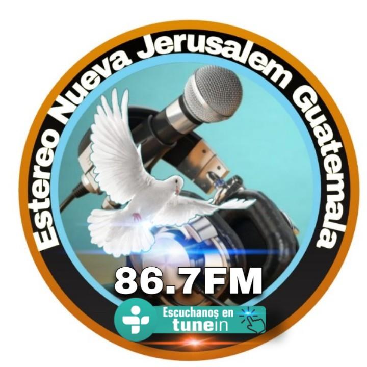 rádio Estereo Nueva Jerusalem Guatemala 86.7FM  86.7 FM Guatemala, Huehuetenango
