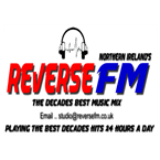 rádio Reverse FM UK Reino Unido, Irlanda do Norte