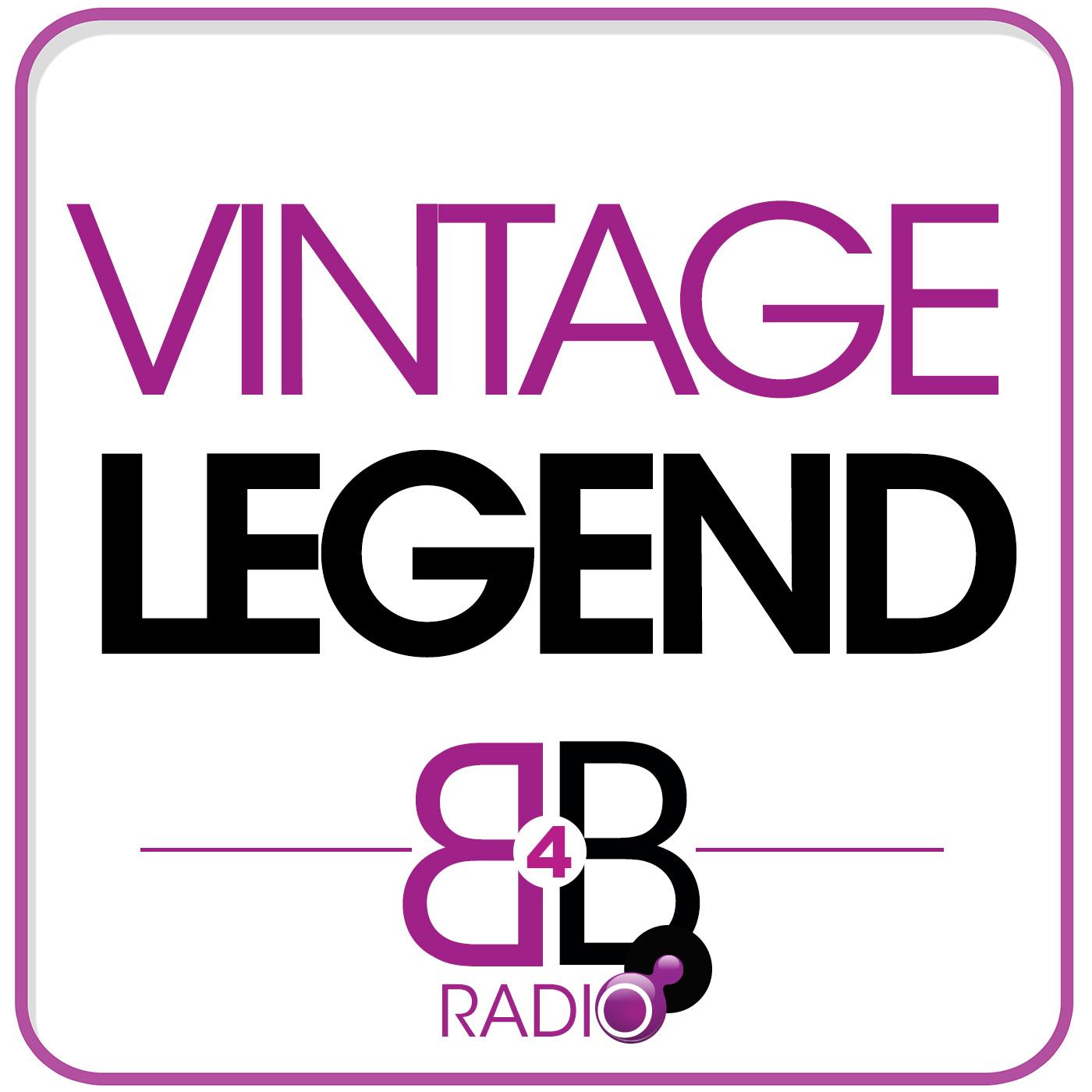 Radio B4B VINTAGE LEGEND Frankreich, Paris