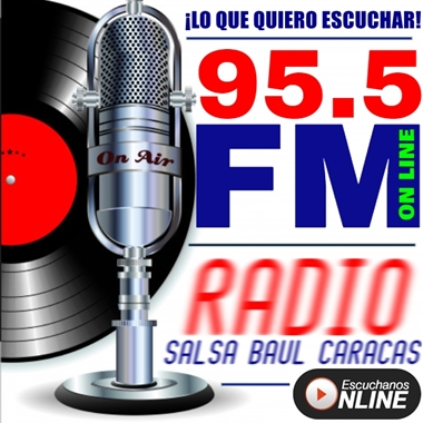 Radio SALSA BAUL CARACAS RADIO Venezuela, Caracas