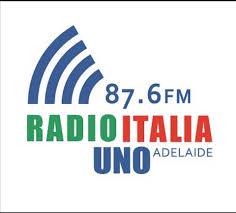 Radio Italia Uno 87.6 FM Australien, Adelaide