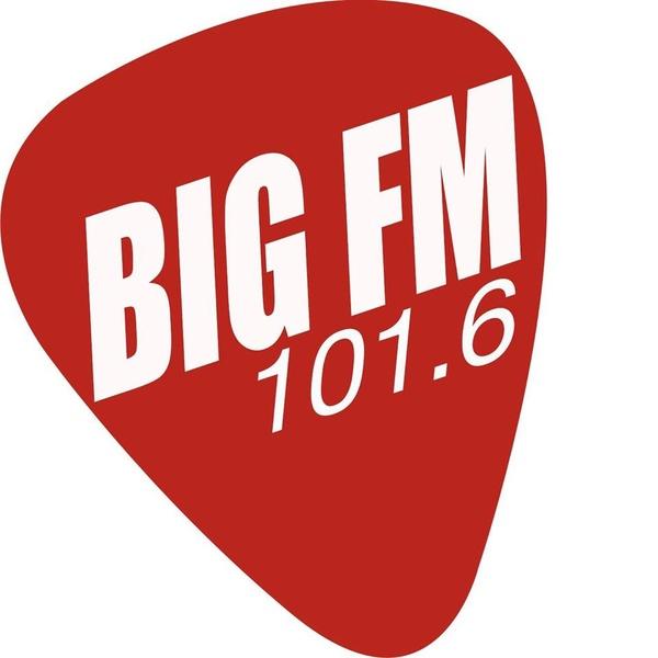 Радио Big FM 101.6 FM Албания, Тирана