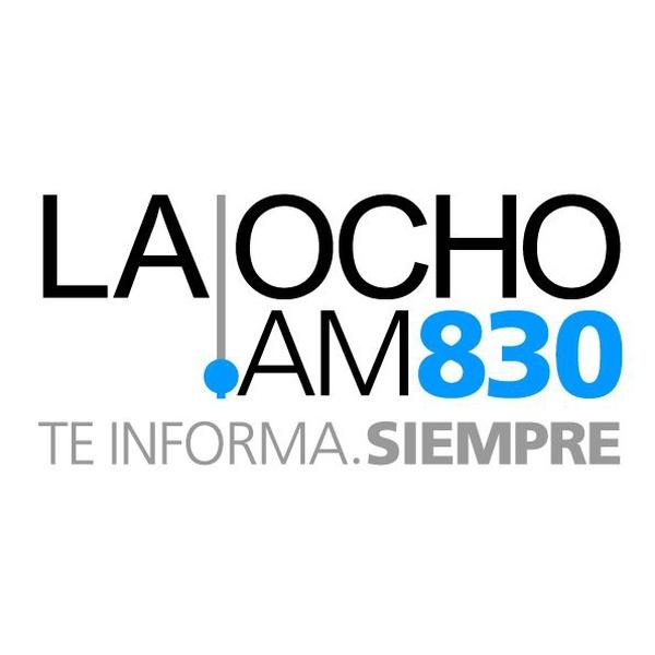 radio LT8 - La Ocho 830 AM Argentina, Rosario