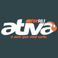 rádio Ativa FM 98.1 FM Brasil, Brasília