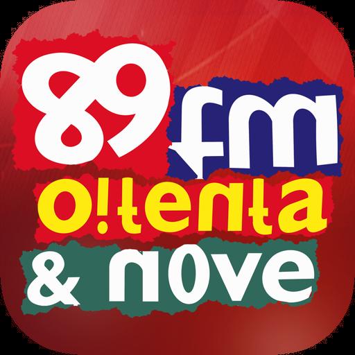 Радио 89 FM 88.9 FM Бразилия, Сан-Бенту-ду-Сул