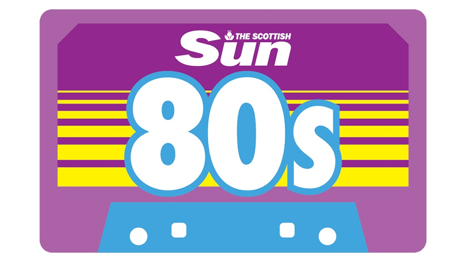 Radio Scottish Sun 80s Großbritannien, Edinburgh