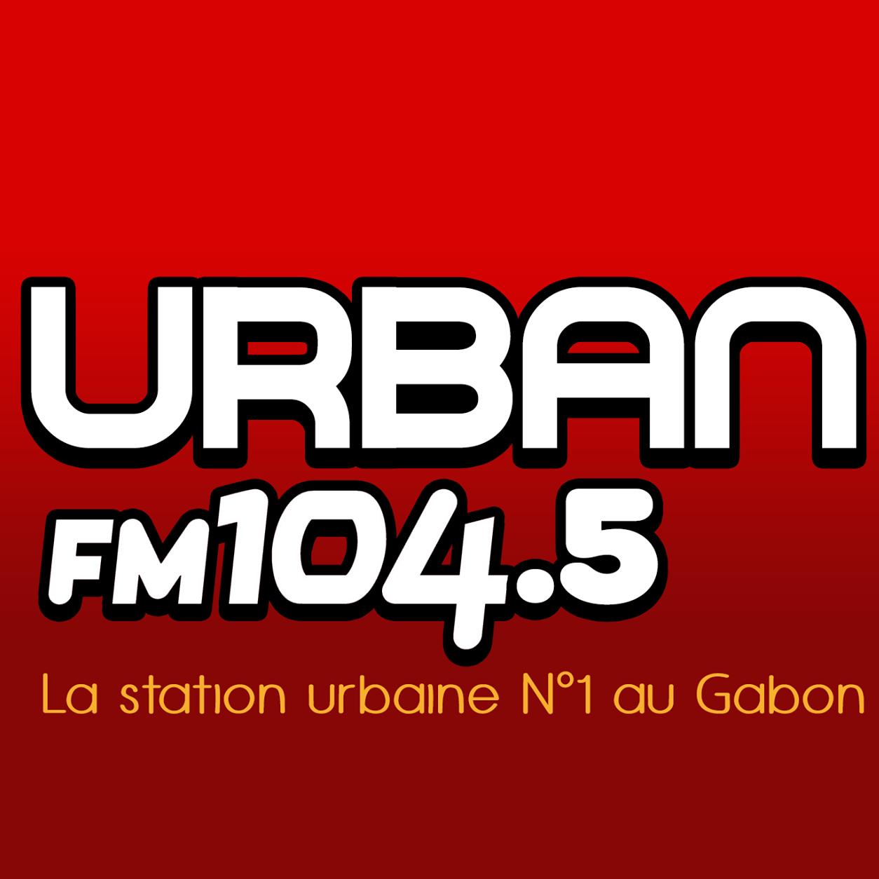 radio Urban FM 104.5 FM Gabon, Libreville