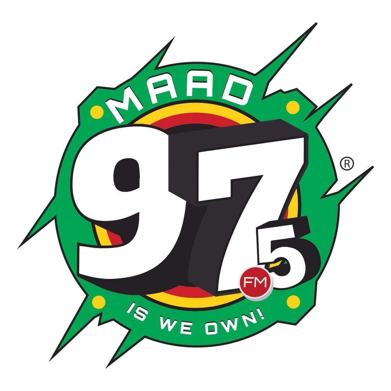 Радио Maad FM 97.5 FM Гайана, Джорджтаун