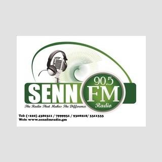 rádio Senn FM 90.5 FM Gâmbia, Kotu