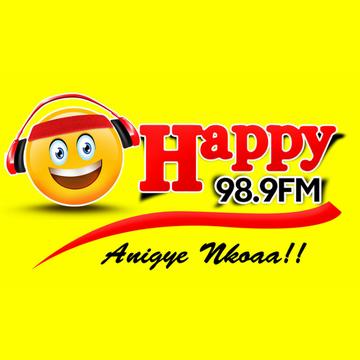 Радио Happy FM 98.9 FM Гана, Аккра