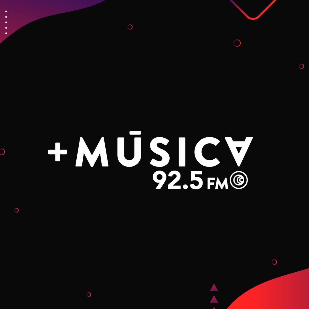 rádio Más Música 92.5 FM Guatemala, Cidade de Guatemala