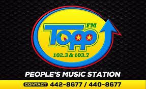 radio Topp FM 103.7 FM Grenada, St. George's