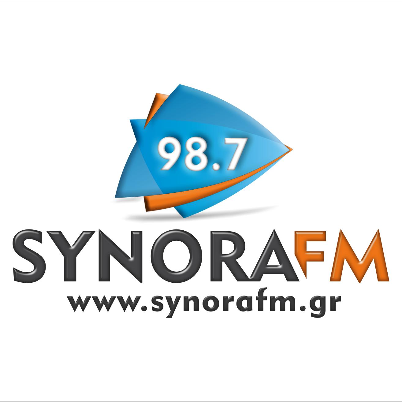 radio Synora FM 98.7 FM Grecia, Polykastro
