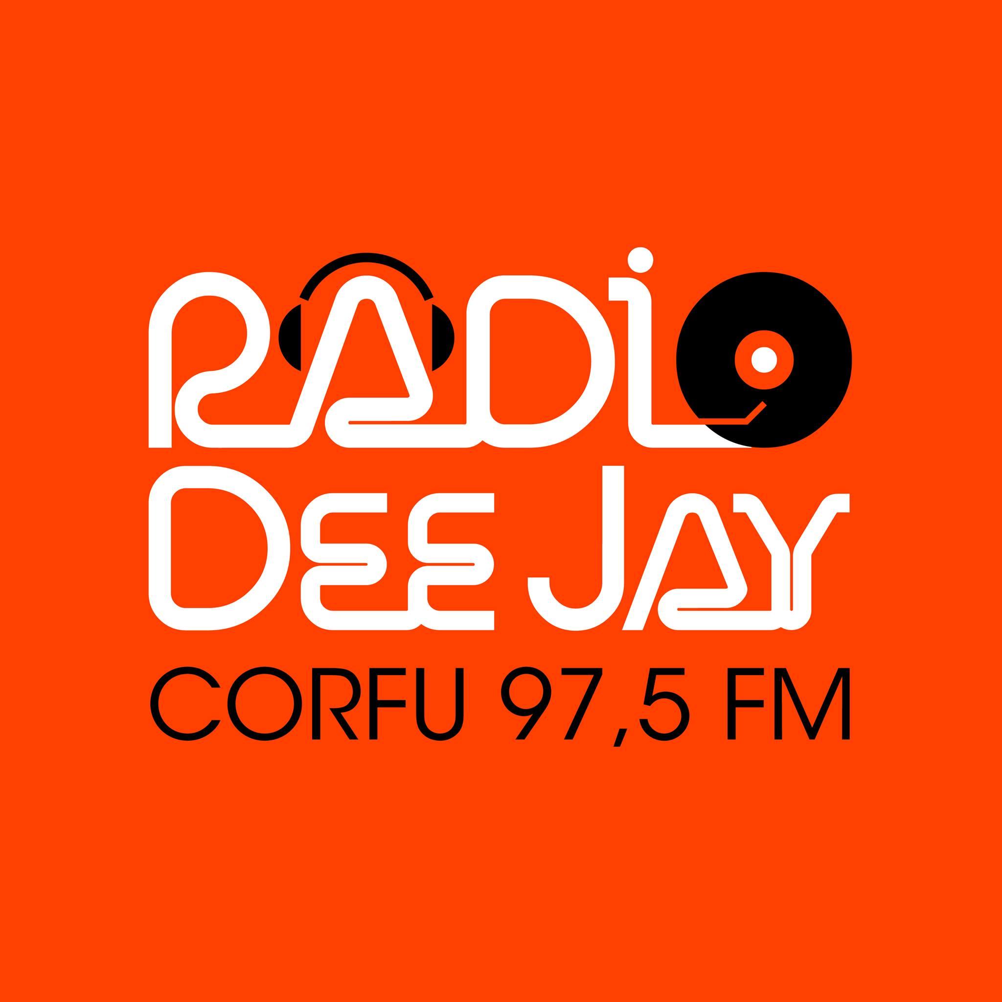 rádio DeeJay 97.5 FM Grécia, Corfu