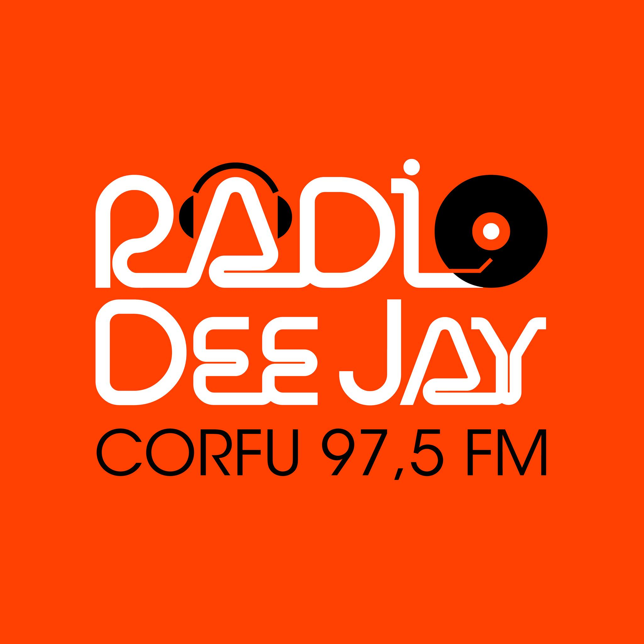 Радио DeeJay 97.5 FM Греция, Корфу