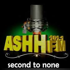 Радио Ashh FM 101.1 FM Гана, Кумаси