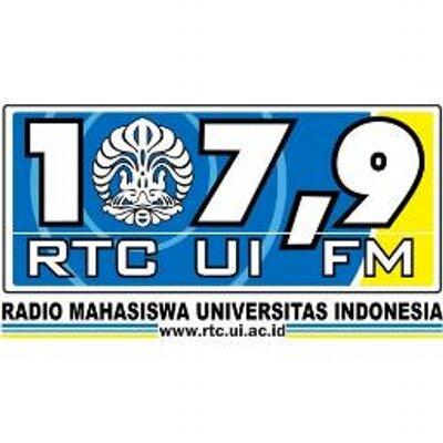 Радио RTC UI FM 107.9 FM Индонезия, Депок