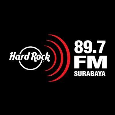Радио Hard Rock FM 89.7 FM Индонезия, Сурабая