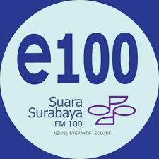 Радио Suara 100 FM Индонезия, Сурабая